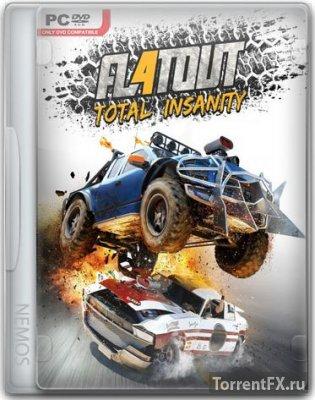 FlatOut 4: Total Insanity (2017) RePack от =nemos=