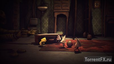 Little Nightmares (2017) RePack от R.G. Механики
