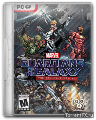 Marvel's Guardians of the Galaxy: The Telltale Series - Episode 1-2 (2017) RePack от SpaceX