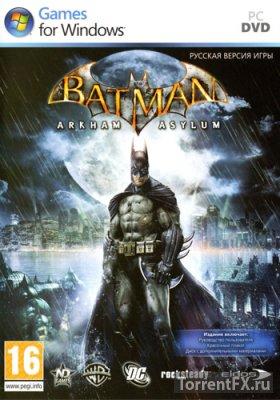 Batman: Arkham Asylum (GOYE) (2010) RePack от Spieler