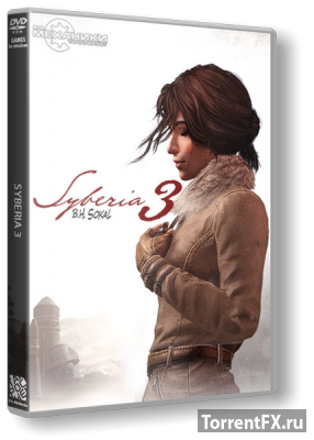 Syberia 3: Deluxe Edition [v 2.0] (2017) RePack от R.G. Механики