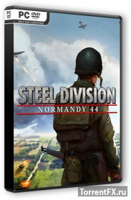 Steel Division: Normandy 44 - Deluxe Edition [v 390082002] (2017) RePack от VickNet