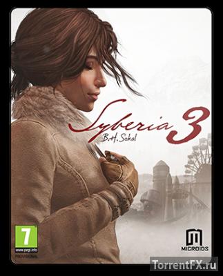 Syberia 3: Deluxe Edition [v 2.0] (2017) RePack от qoob