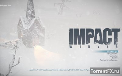 Impact Winter [v 1.0.12] (2017) Steam-Rip от Let'sРlay