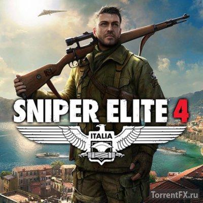 Sniper Elite 4: Deluxe Edition [v 1.4.1 + DLCs] (2017) RIP от xatab