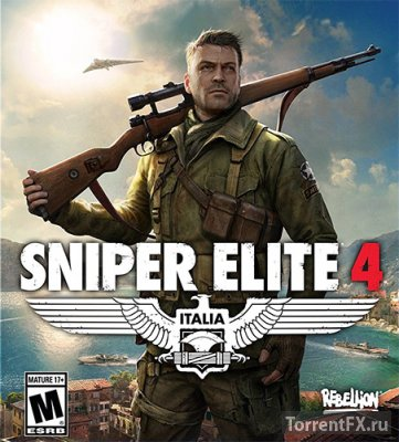 Sniper Elite 4: Deluxe Edition [v 1.4.1 + DLCs] (2017) PC | RePack от FitGirl