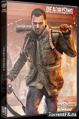Dead Rising 4 [Update 1 + 7 DLC] (2017) RePack от R.G. Механики