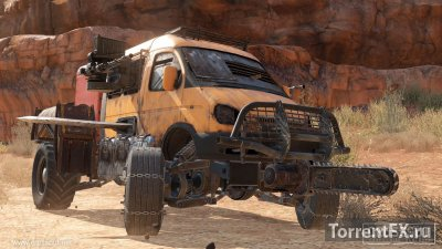 Crossout [0.7.10.53270] (2017) Online-only
