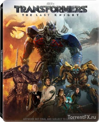 Трансформеры: Последний рыцарь (2017) BDRip-AVC