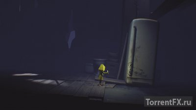 Little Nightmares - Secrets of The Maw Chapter 1 (2017) RePack от R.G. Freedom