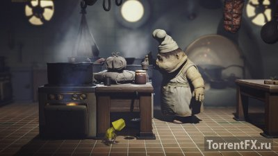 Little Nightmares - Secrets of The Maw Chapter 1 (2017) RePack от xatab