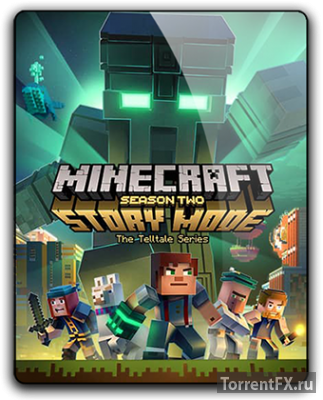 Minecraft: Story Mode - Season Two. Episode 1 (2017) RePack от qoob
