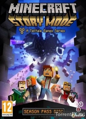 Minecraft: Story Mode - Season Two. Episode 1 (2017) Лицензия