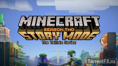 Minecraft: Story Mode - Season Two. Episode 1 (2017) Лицензия