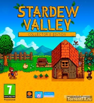 Stardew Valley [v 1.2.33] (2016) Лицензия