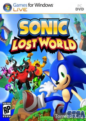 Sonic Lost World [2.0.0 + 1 DLC] (2015) RePack от R.G. Механики