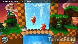 Sonic Lost World [2.0.0 + 1 DLC] (2015) RePack от R.G. Механики