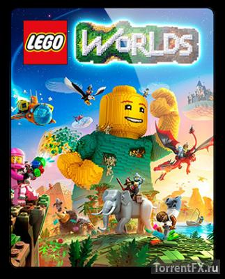 LEGO Worlds [v 1.2 + 3 DLC] (2017) RePack от qoob