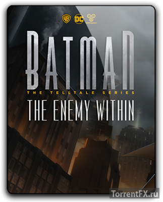 Batman: The Enemy Within - Episode 1 (2017) RePack от qoob