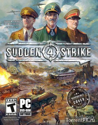 Sudden Strike 4 [v 1.00.19037 + 1 DLC] (2017) RePack от xatab