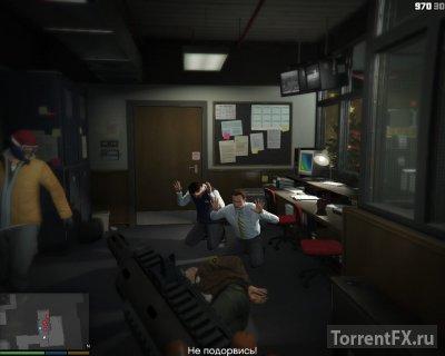 Grand Theft Auto V [v 1.0.1180.1] (2015) RePack от FitGirl
