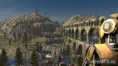 The Talos Principle: Gold Edition [v 301136 + DLCs] (2014) RePack от qoob