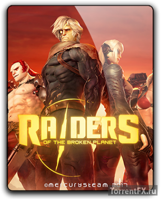 Raiders of the Broken Planet - Founder's Pack (2017) RePack от qoob