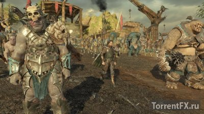 Middle-earth: Shadow of War - Gold Edition (2017) RePack от xatab
