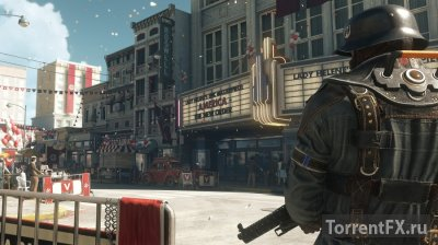 Wolfenstein 2: The New Colossus (2017) Repack от xatab