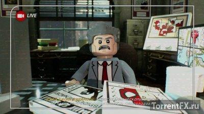 LEGO Marvel Super Heroes 2 (2017) RePack от xatab