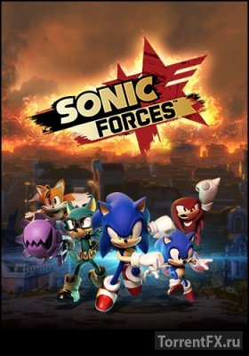 Sonic Forces [v 1.04.79 + 6 DLC] (2017) RePack by Mizantrop1337