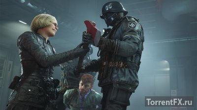 Wolfenstein II: The New Colossus (2017 / Update 6) Repack от xatab