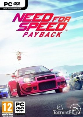 Need For Speed Payback (2017) Лицензия