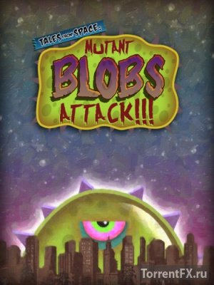 Tales from Space: Mutant Blobs Attack (2012) [GOG] Лицензия