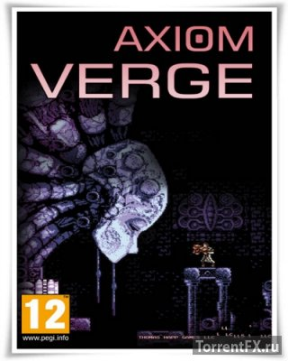 Axiom Verge [v. 1.42] (2015) Portable