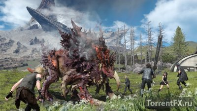 Final Fantasy XV: WINDOWS EDITION (2018) Repack от qoob