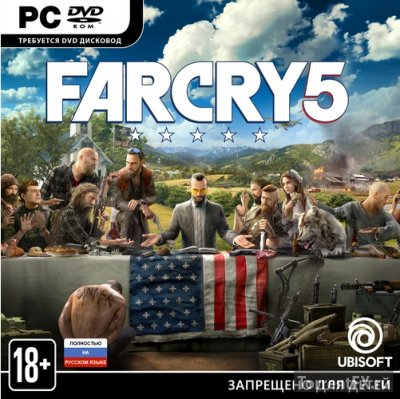 Far Cry 5 (2018) Repack от xatab