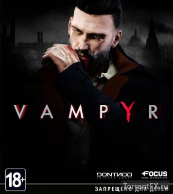 Vampyr (2018) RePack от xatab