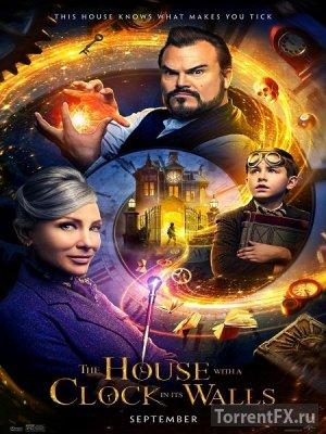 Тайна дома с часами (2018) CamRip [MVO] [AD]