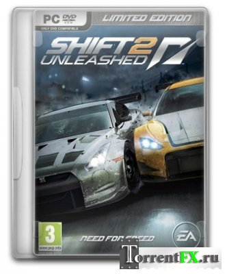 NFS: Shift 2 Unleashed. Limited Edition (2011) PC