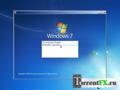 Microsoft Windows 7 SP1 x86-x64 18in1