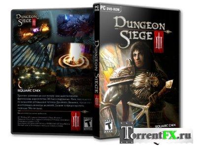 Dungeon Siege 3 (2011) [Demo ,Русский] PC