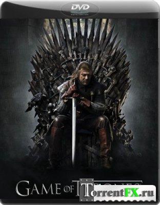 Игра престолов / Game of Thrones (Сезон 1 / Season 1)