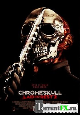 Похороненная 2 / ChromeSkull: Laid to Rest 2 (2011) DVDRip