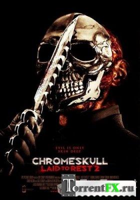 Похороненная 2 / ChromeSkull: Laid to Rest 2 (2011) DVDRip
