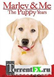Марли и я 2 / Marley & Me: The Puppy Years (2011) HDRip