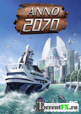 Anno 2070 Deluxe Edition (Новый Диск) (RUS) [Repack]
