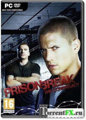 Prison Break: The Conspiracy (2010) PC | RePack