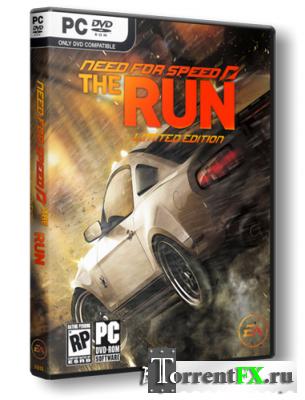 Need for Speed: The Run + Unlocked Bonus (2011) PC | RePack