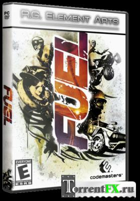 FUEL (2009 / RUS / RePack) от R.G. Element Arts